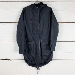 Bernardo waterproof rain jacket parka
